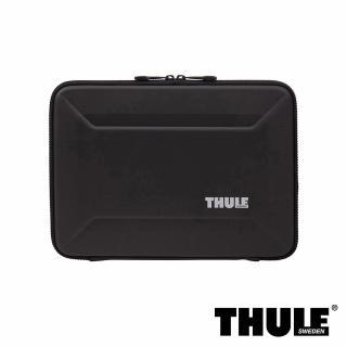 【Thule 都樂】Gauntlet 4.0 保護袋 MacBook Pro 15吋適用(黑色)