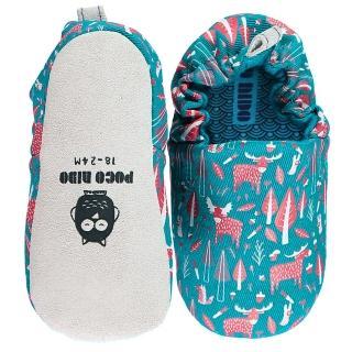 【POCONIDO】英國手工嬰兒鞋(慕斯小麋鹿)
