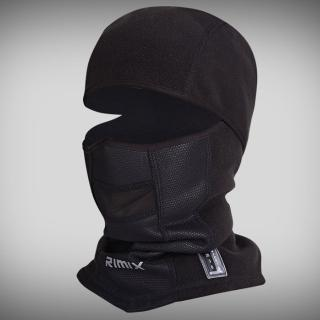 RIMIX 戶外休閒運動加厚加絨保暖頭套圍脖