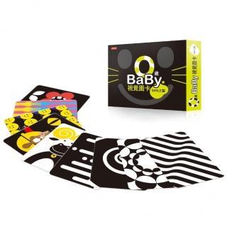0歲baby視覺圖卡:Smile篇