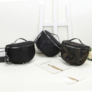 【VIVI SECRET】流行時尚尼龍手提斜肩包胸前包(共3色)