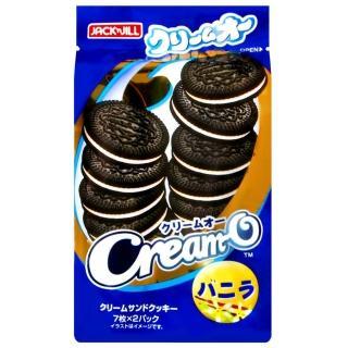 【NISN】奶油風味夾心餅乾-香草風味(140g)