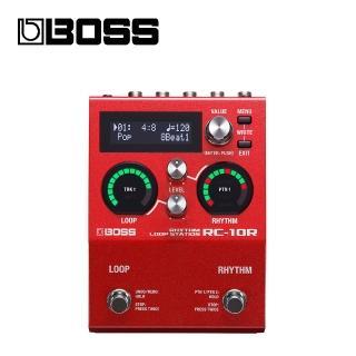 【BOSS】RC-10R Loop Station 效果器(原廠公司貨 商品保固有保障)