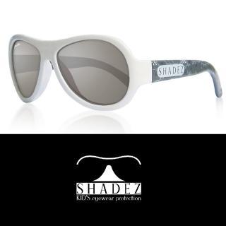 【SHADEZ】兒童太陽眼鏡 灰色暴龍 0-7歲(台灣製造 鏡架可彎)