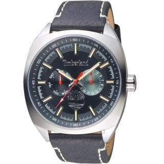 【Timberland】街頭勁酷時尚手錶(TBL.15931JS/02 黑)