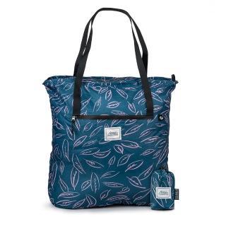 【Matador 鬥牛士】Tote 防水摺疊托特包-熱帶叢林(斜背包肩背包手提包側肩包旅行袋)