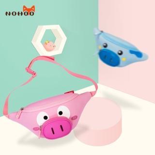 【NOHOO諾狐】可愛動物兩用斜肩背腰包(NHY010)