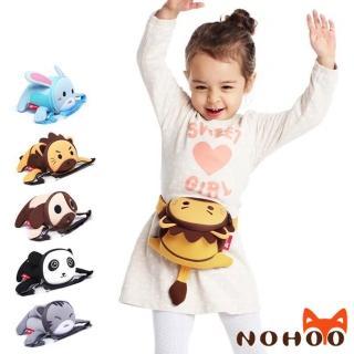 【NOHOO諾狐】可愛趴趴動物兒童小腰包(NHY010)
