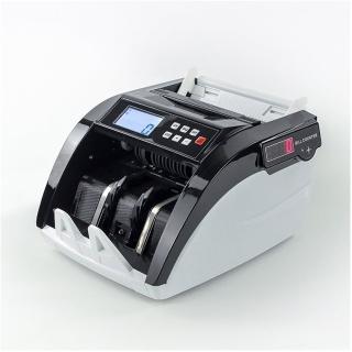 【UFOTEC】最新 3磁頭+6國幣+永久保固+雙螢幕 3400A 點驗鈔機(驗鈔機/點鈔機/數鈔機)