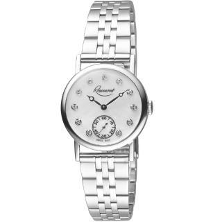 【Rosemont】璀璨復刻手錶(BR-01-Wh-mt 白)