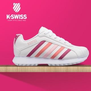 美國K-SWISS穩步釋壓增高機能鞋/