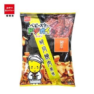 【OYATSU 優雅食】點心條餅-胡同燒肉風味(78g)
