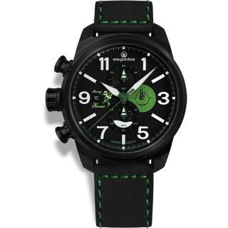 【elegantsis 愛樂時】聖誕特別限定版計時手錶-45.5mm(ELJT48MQS-OG01LC)