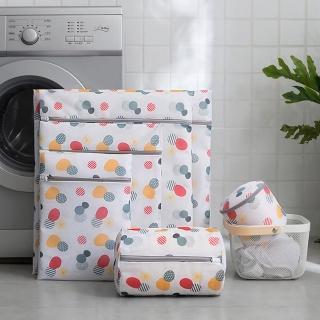 【EZlife】高品質加厚防纏繞洗衣袋6入組