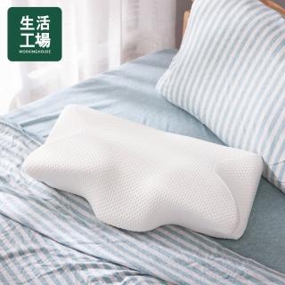 【生活工場】一夜好眠天絲機能枕