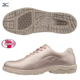 【MIZUNO 美津濃】LD40 V 超寬楦女款健走鞋 B1GD191864(健走鞋)
