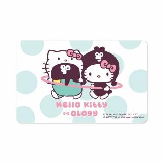 【iPASS一卡通】Hello Kitty × Ology《嘟嘟嘟》一卡通 代銷(一卡通)