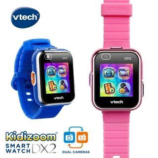 【Vtech】8合1智慧觸碰運動手錶DX2(玩具禮物最推薦)