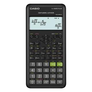 【CASIO 卡西歐】10+2位工程用計算機(FX-350ES PLUSII)