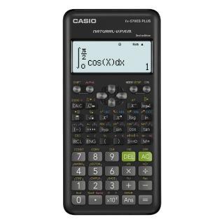 【CASIO 卡西歐】10+2位工程用計算機(FX-570ES PLUSII)
