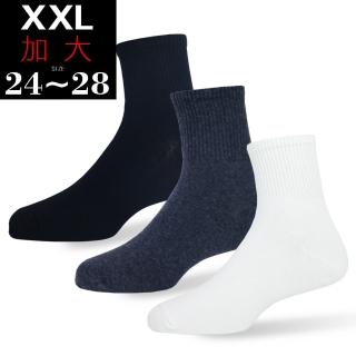 【老船長】820細針薄款長襪-12雙入(加大尺寸)