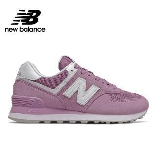 【NEW BALANCE】NB 復古休閒鞋_女鞋_淺紫_WL574OAC-B楦 運動 休閒 潮流 時尚