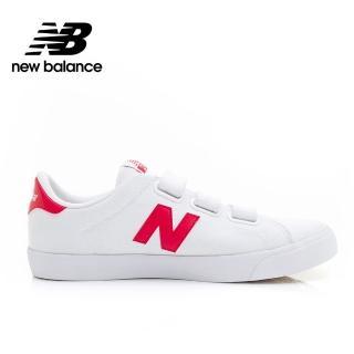 【NEW BALANCE】NB 復古休閒鞋_男鞋/女鞋_白色_AM210VWR-D楦 魔鬼氈 運動 休閒 潮流