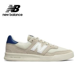 【NEW BALANCE】NB 復古休閒鞋_男鞋/女鞋_白色_CRT300E2-D楦 網球鞋 耐用 抗菌 防臭 運動 潮流 休閒