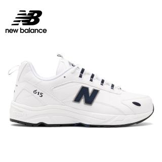 【NEW BALANCE】NB 復古休閒鞋_男鞋/女鞋_白色_ML615NWT-D楦 運動 休閒 潮流 時尚