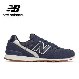 【NEW BALANCE】996 經典復古鞋_女性_深藍_WR996TC-D楦