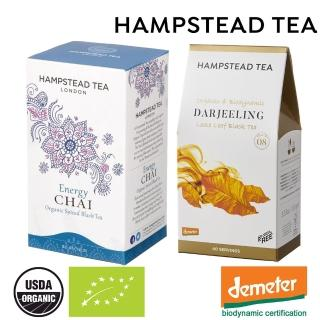 【HAMPSTEAD TEA】德米特認證 印度香料-大吉嶺紅茶組(HA-CHBK-DALF)