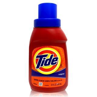 【美國 Tide】10倍超濃縮洗衣精-10oz