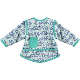 【英國Close】Pop-in 嬰兒多功能口袋圍兜/畫畫衣18-36m - 雪豹(多功能口袋圍兜/畫畫衣)
