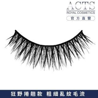 【ACTS 維詩彩妝】激濃雙層假睫毛WD401