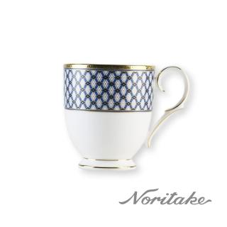 【NORITAKE】藍色布拉格馬克杯