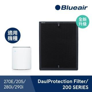 【瑞典Blueair】280i & 290i 專用活性碳濾網(DualProtection Filter/200 Series)