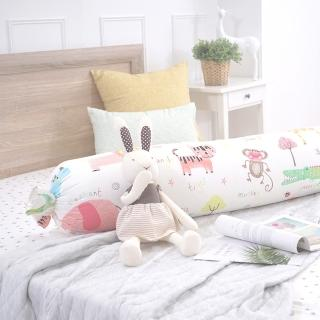【IN-HOUSE】夢幻動物園糖果長抱枕(35x125cm)