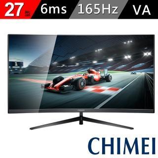 【CHIMEI 奇美】27型 FHD曲面電競螢幕(ML-27C30F)