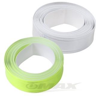 【OMAX】任我裁反光PVC螢光貼紙-2入(速)