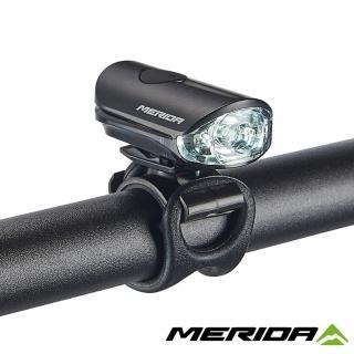 【MERIDA 美利達】100流明USB前燈 3897(車燈/警示燈/照明/單車/自行車)