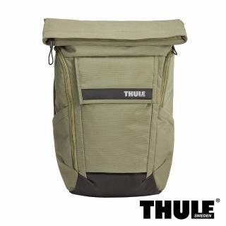 【Thule 都樂】Paramount II 24L 15.6 吋電腦後背包(橄欖綠)