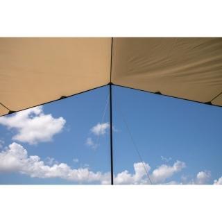 【OGAWA】Field Tarp Recta L DX 方型天幕帳組L Size(OGAWA-3335-80)