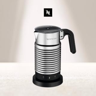 【Nespresso】Aeroccino4 全自動奶泡機_加價購(可製作冷、熱奶泡)