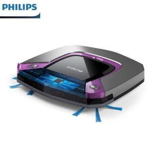 【Philips飛利浦】超薄濕拖智慧掃地機器人