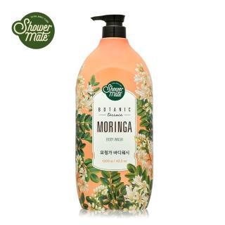 【ShowerMate】微風如沐 療癒植園花草沐浴乳-辣木籽1200g