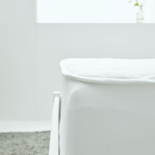 【Dpillow防疫類寢具】保潔墊_單人