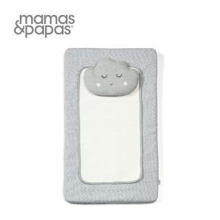 【Mamas & Papas】香蕉雲-灰(尿布墊)