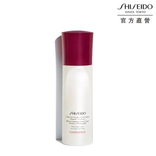 【SHISEIDO 資生堂國際櫃】活妍淨妝潔膚慕斯