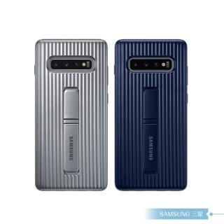 【SAMSUNG 三星】原廠Galaxy S10+ G975專用 立架式保護皮套(公司貨)