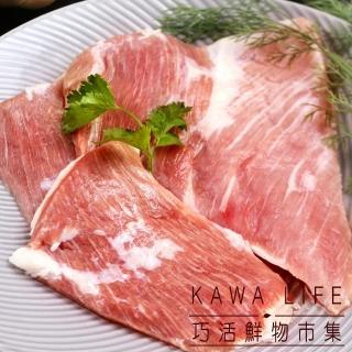 【巧活食品】能量豬 霜降肉10包組(300g/包)